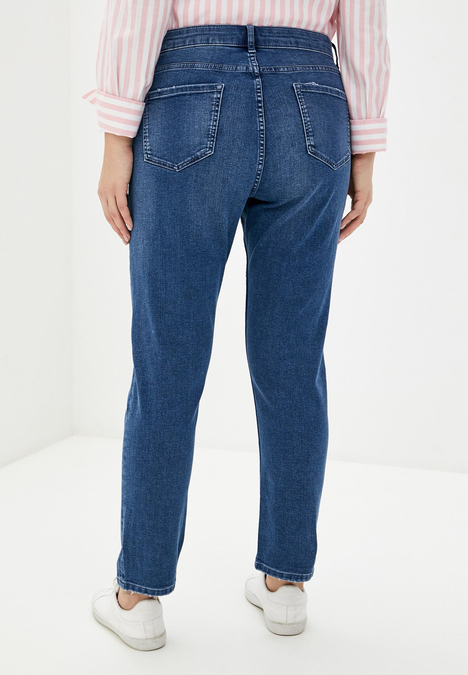 Зауженные джинсы Marks & Spencer T577588BQQ: изображение 3