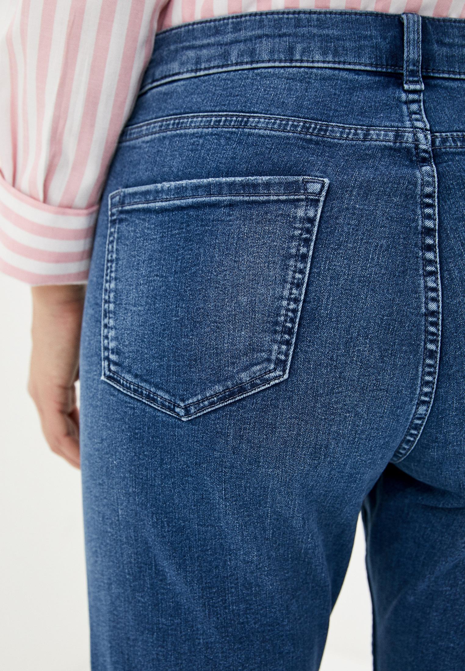 Зауженные джинсы Marks & Spencer T577588BQQ: изображение 4