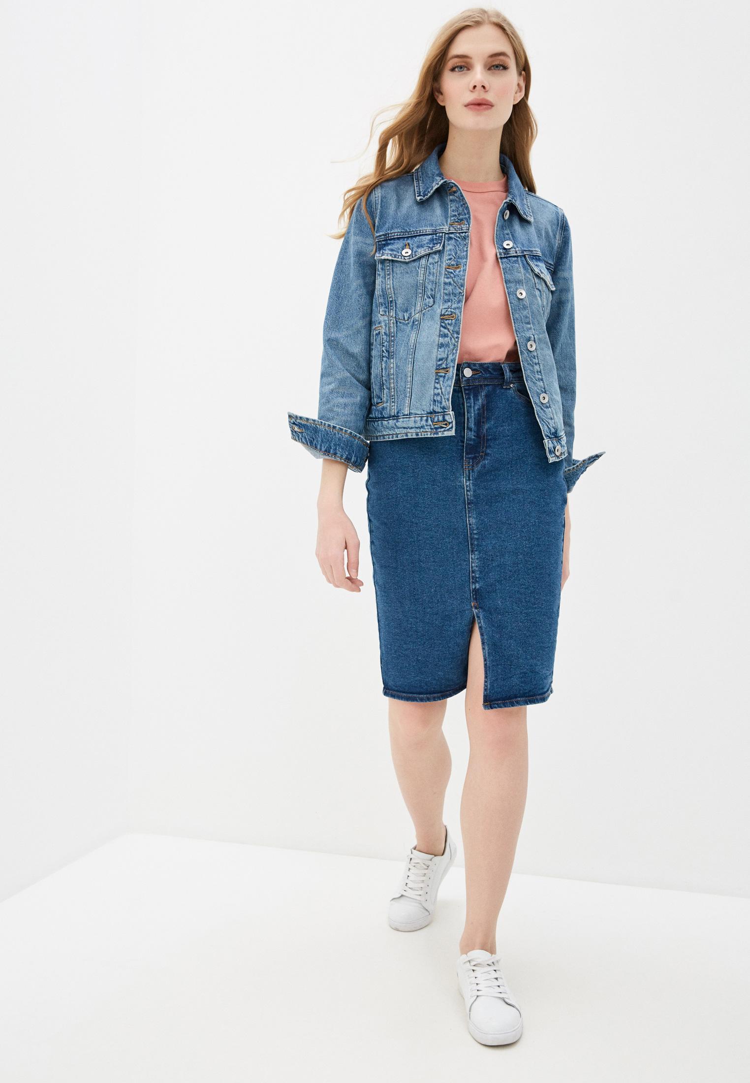 Джинсовая куртка Marks & Spencer T494113QQ: изображение 2