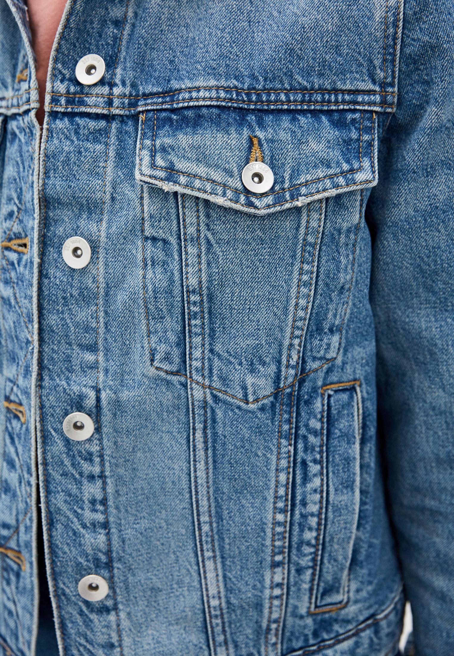 Джинсовая куртка Marks & Spencer T494113QQ: изображение 4