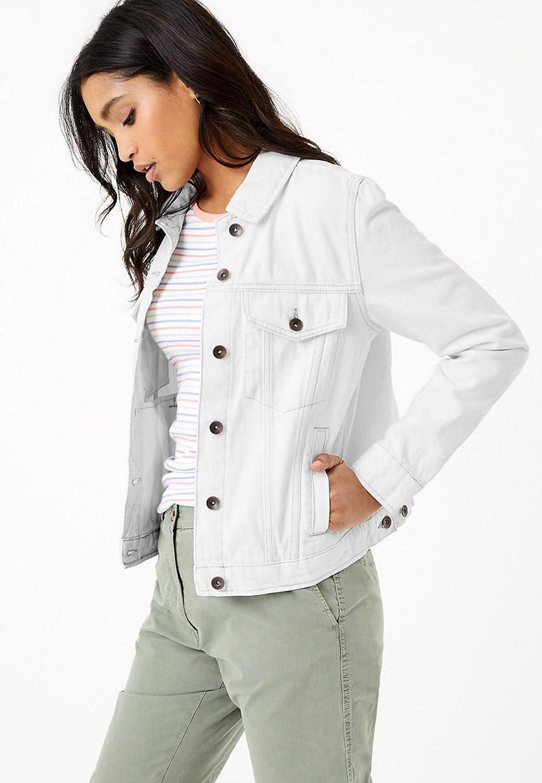 Джинсовая куртка Marks & Spencer T494114NZ