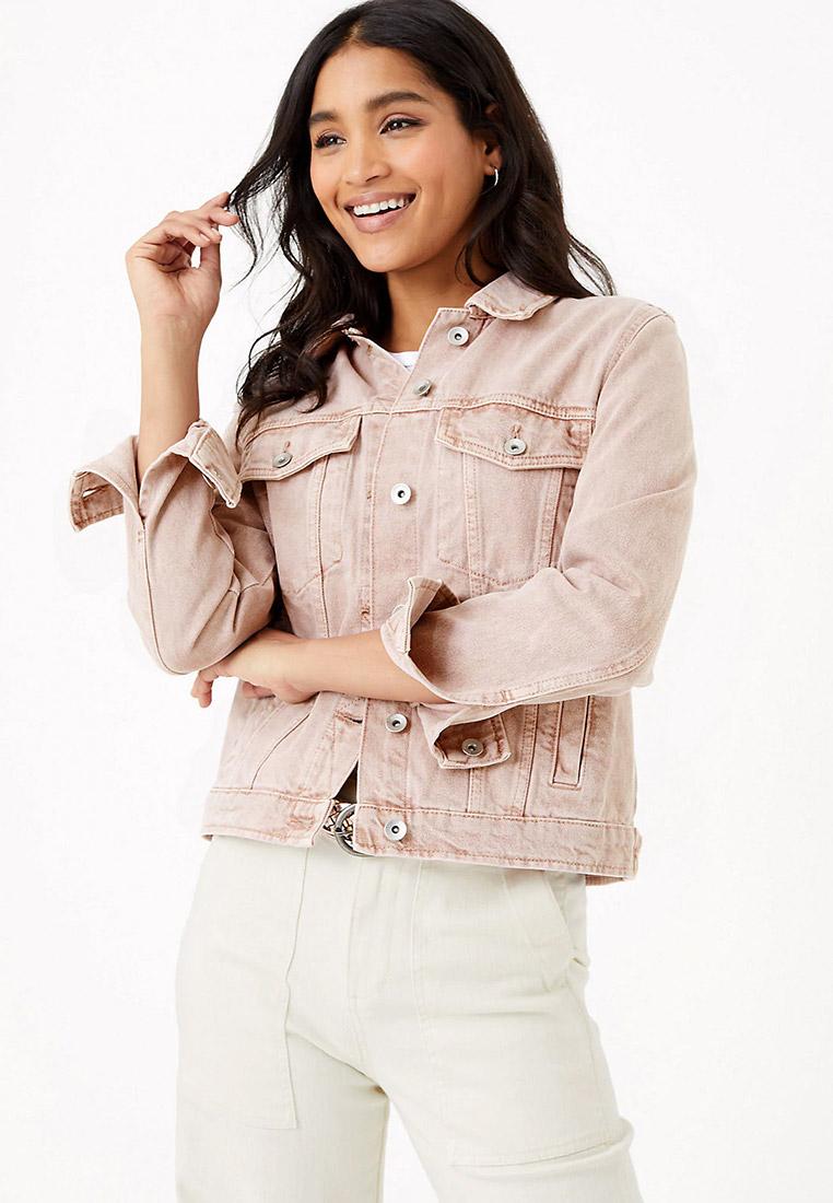 Джинсовая куртка Marks & Spencer T494114SR