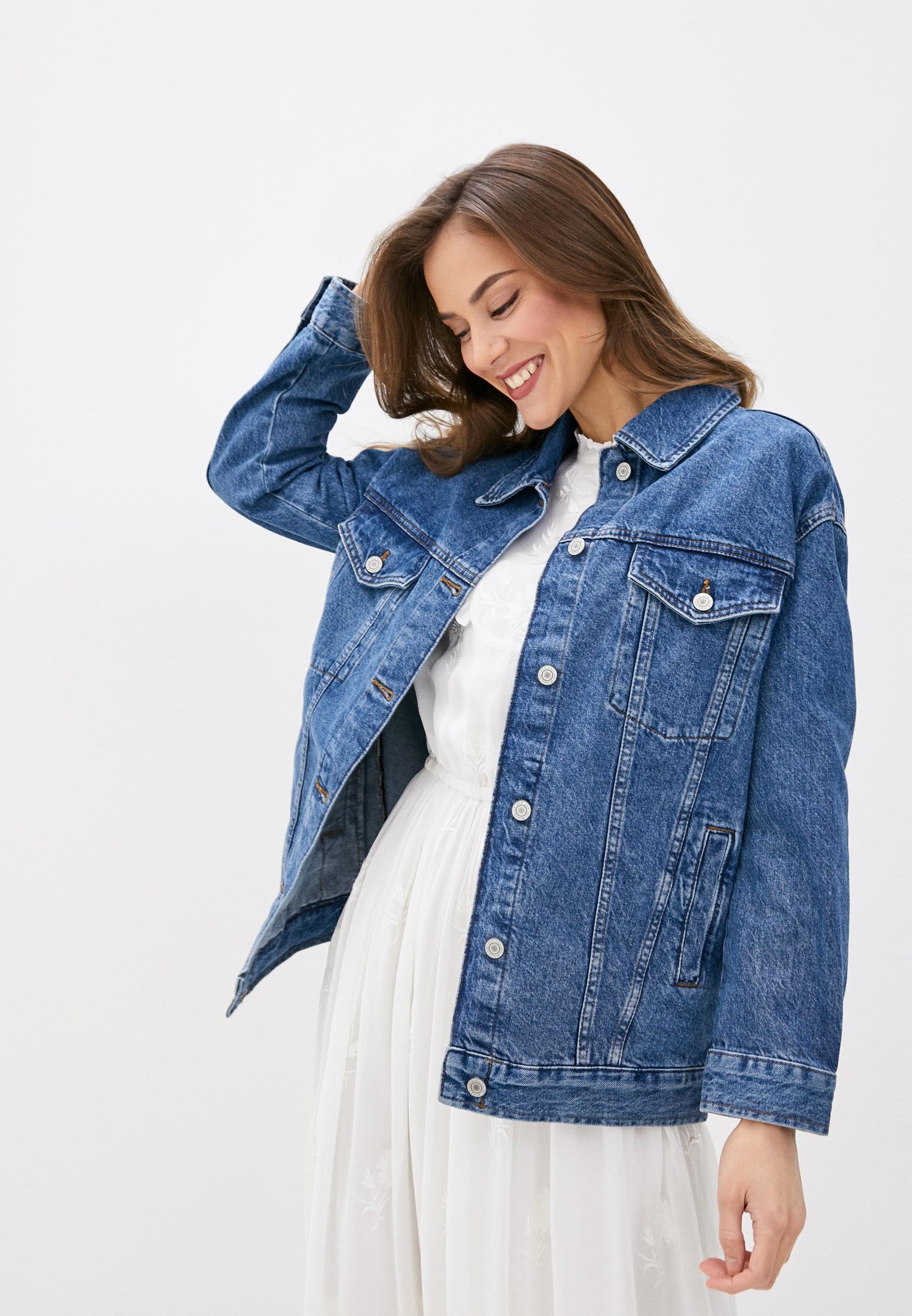 Джинсовая куртка Marks & Spencer T534015UQQ
