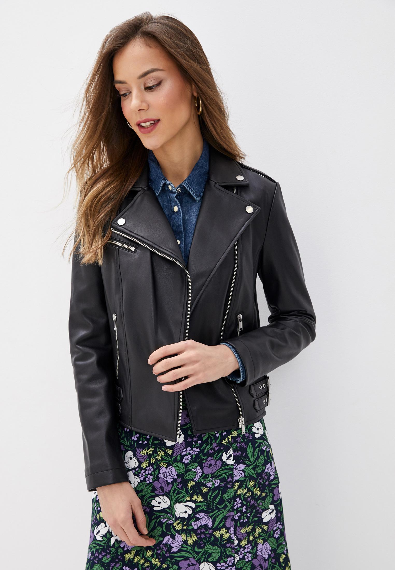 Кожаная куртка Marks & Spencer T494116Y0