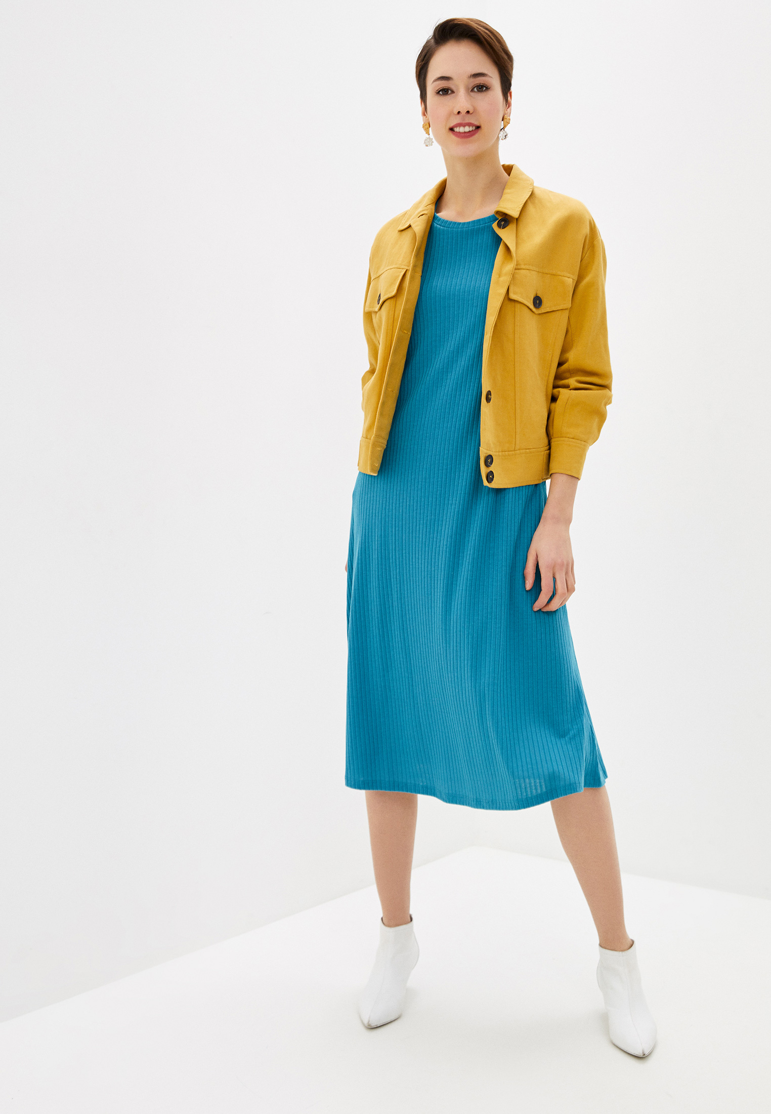 Повседневное платье Marks & Spencer T427648JP