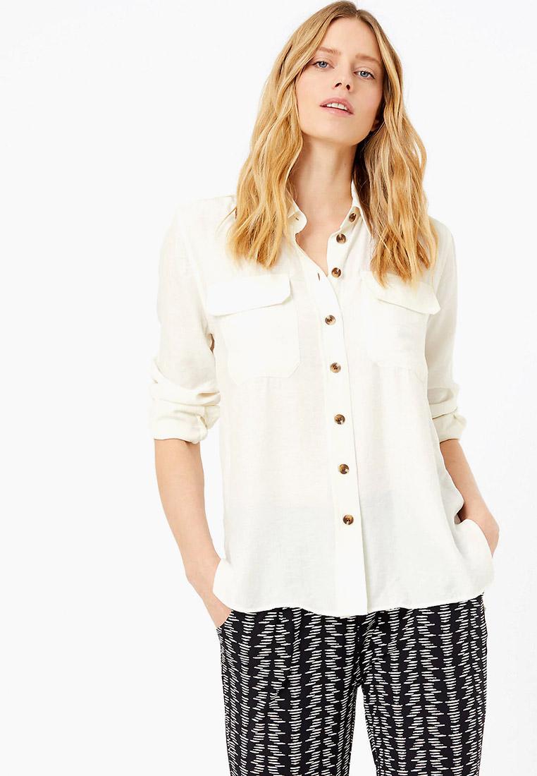 Женские рубашки с длинным рукавом Marks & Spencer T432546KY