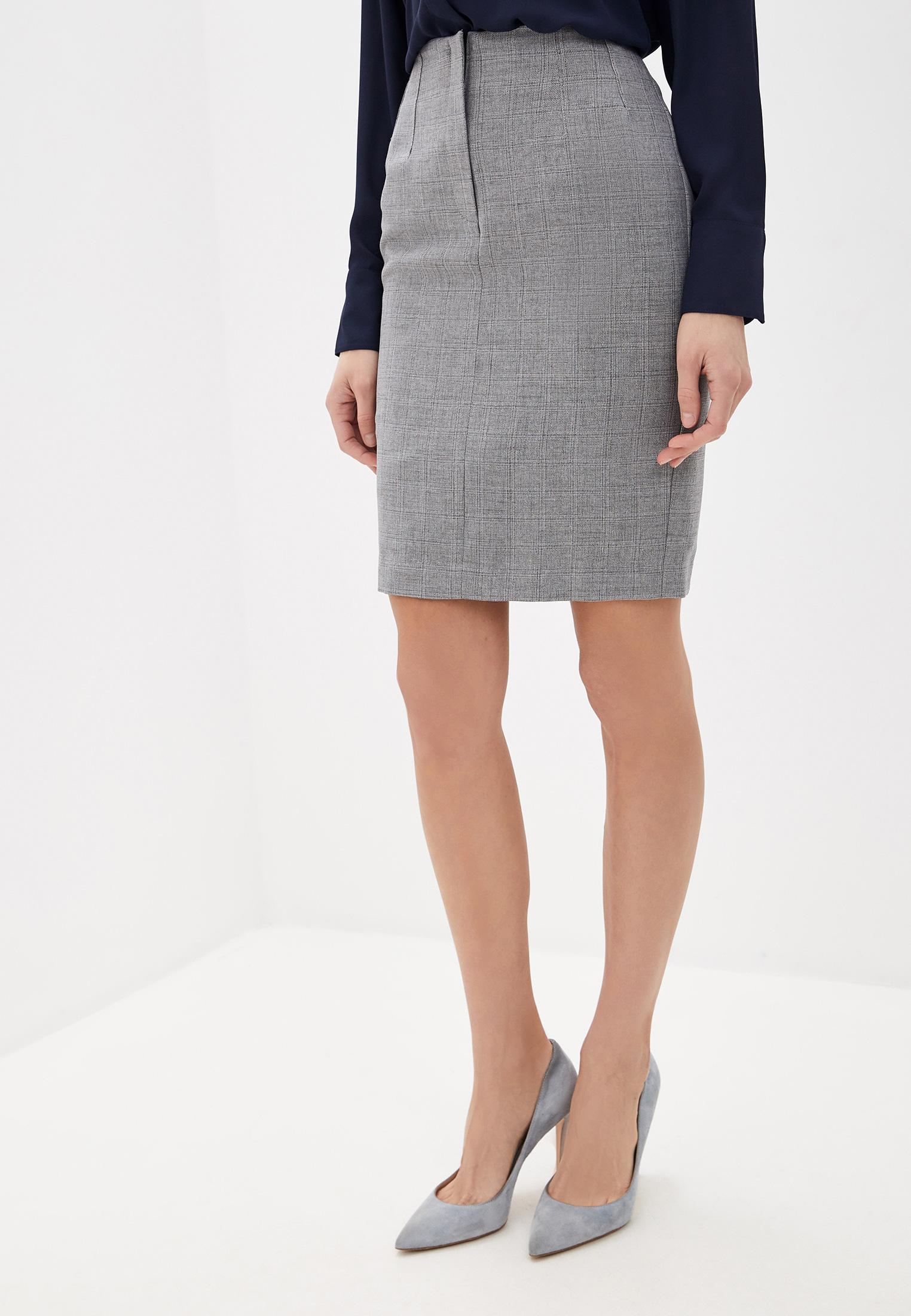 Прямая юбка Marks & Spencer T591599ST4