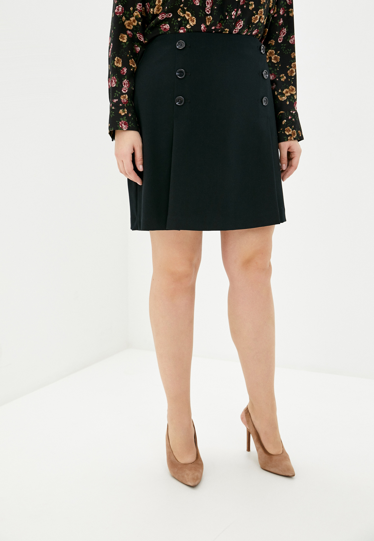 Прямая юбка Marks & Spencer T594589Y0