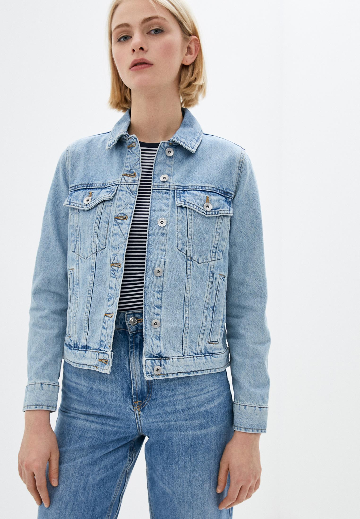 Джинсовая куртка Marks & Spencer T494113XA