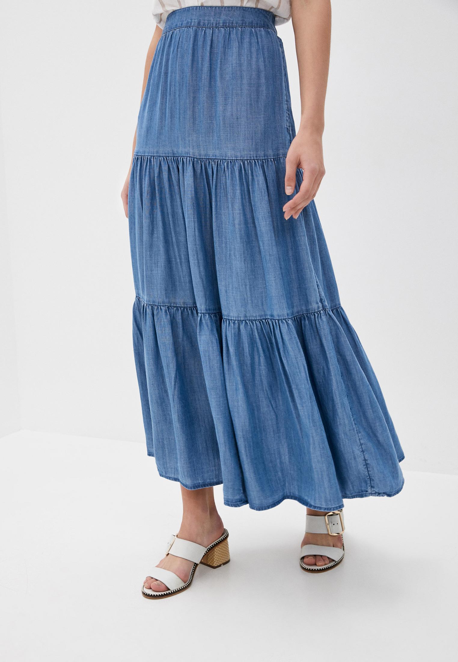 Широкая юбка Marks & Spencer T579197SA