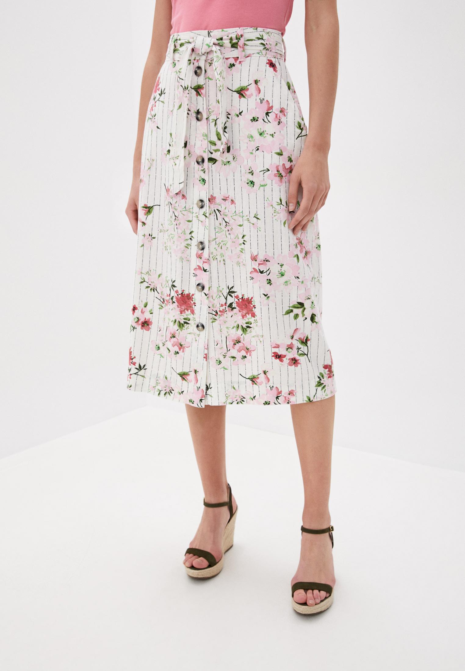 Широкая юбка Marks & Spencer T579709A4