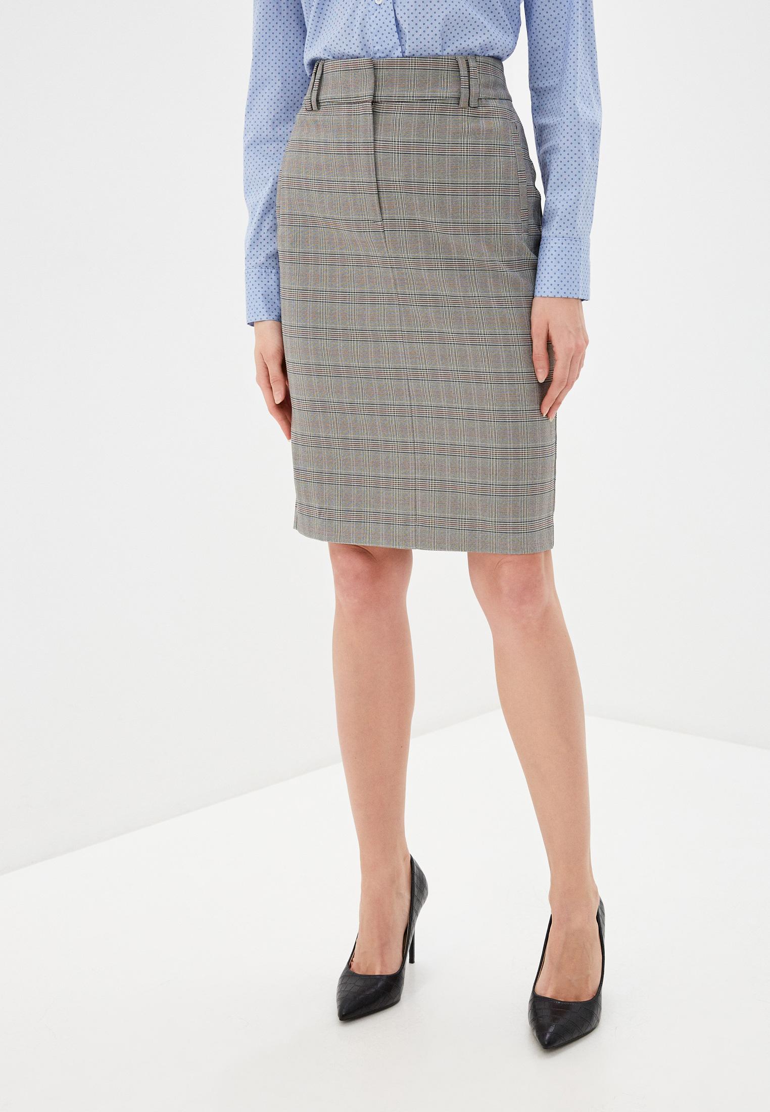 Прямая юбка Marks & Spencer T597855T4