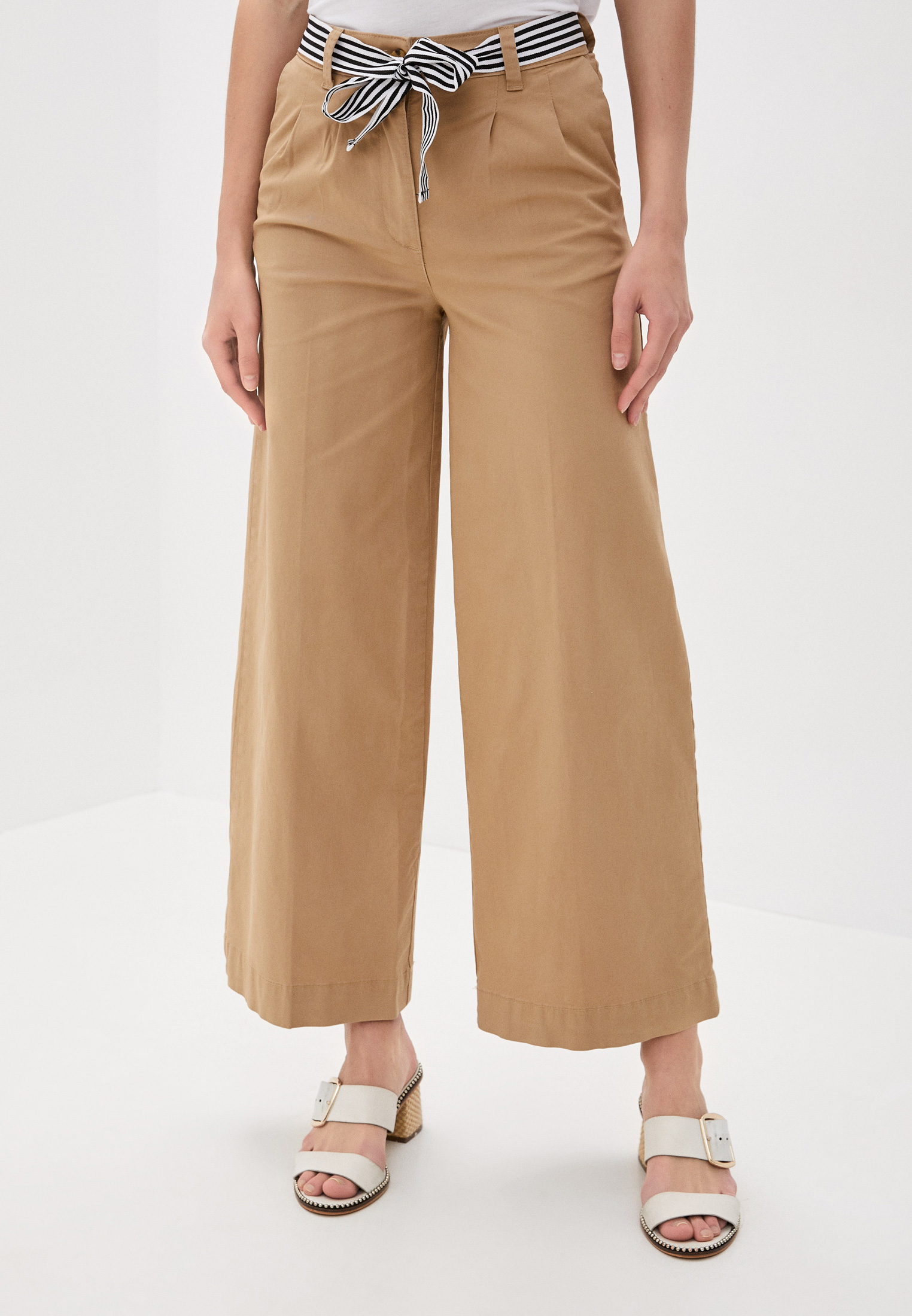 Женские прямые брюки Marks & Spencer T576549V0