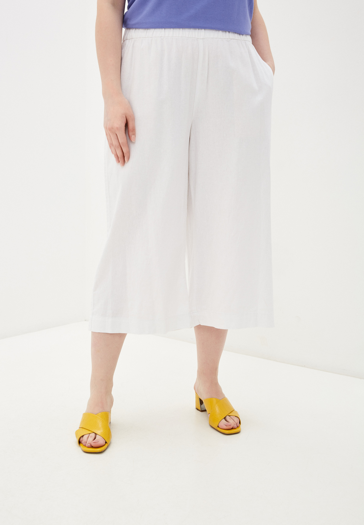 Женские широкие и расклешенные брюки Marks & Spencer T577128XZ0
