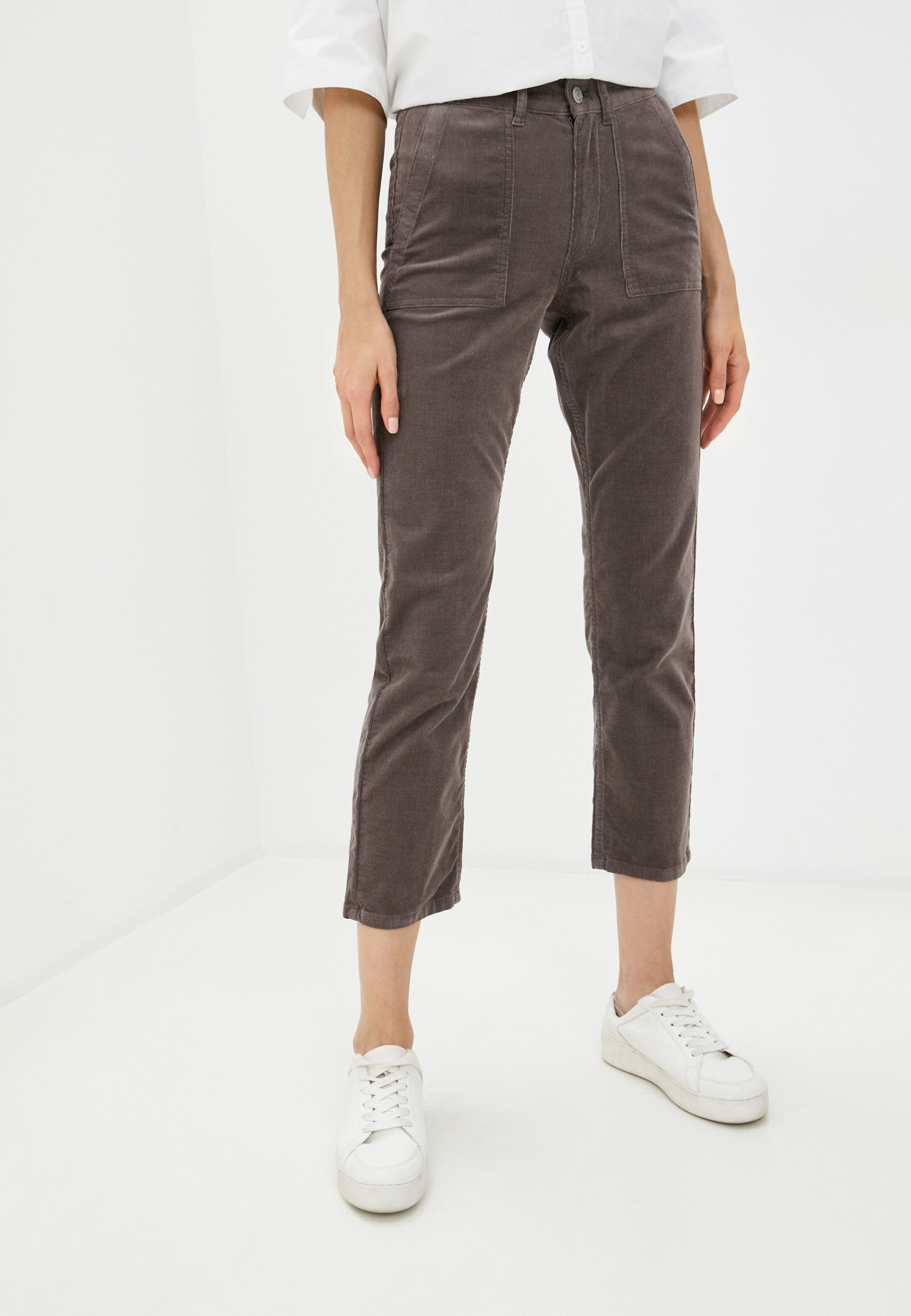 Женские прямые брюки Marks & Spencer T538223XAJ