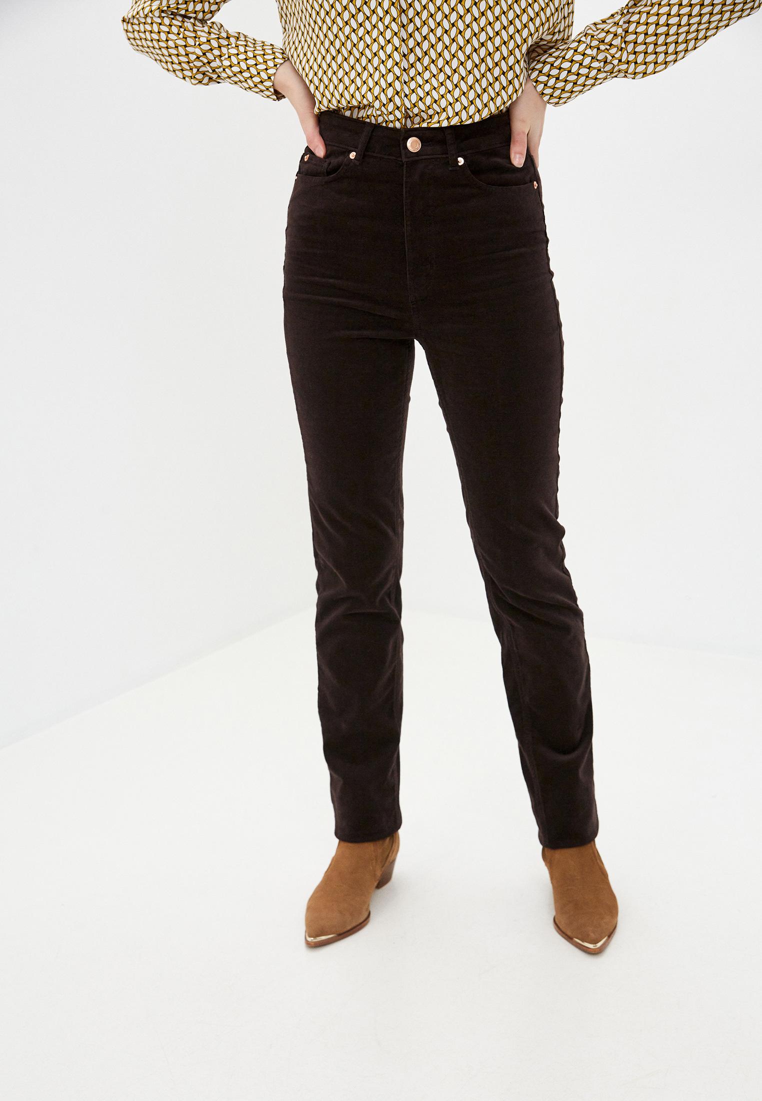 Женские прямые брюки Marks & Spencer T577906SH