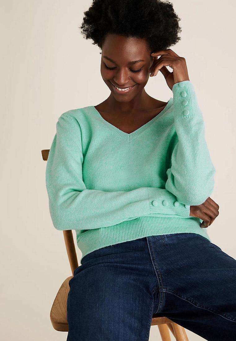 Пуловер Marks & Spencer T380094PU