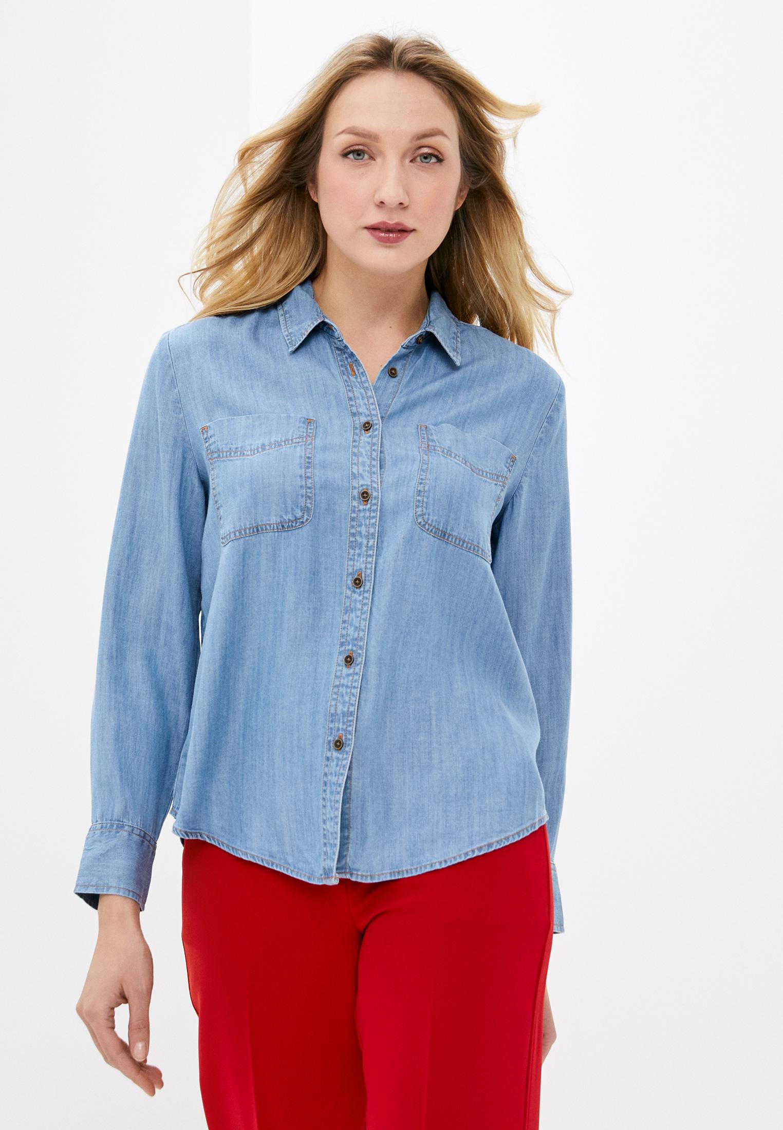 Женские джинсовые рубашки Marks & Spencer Рубашка джинсовая Marks & Spencer