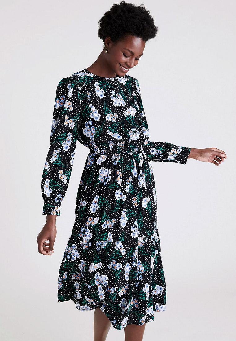 Повседневное платье Marks & Spencer T424449Y4