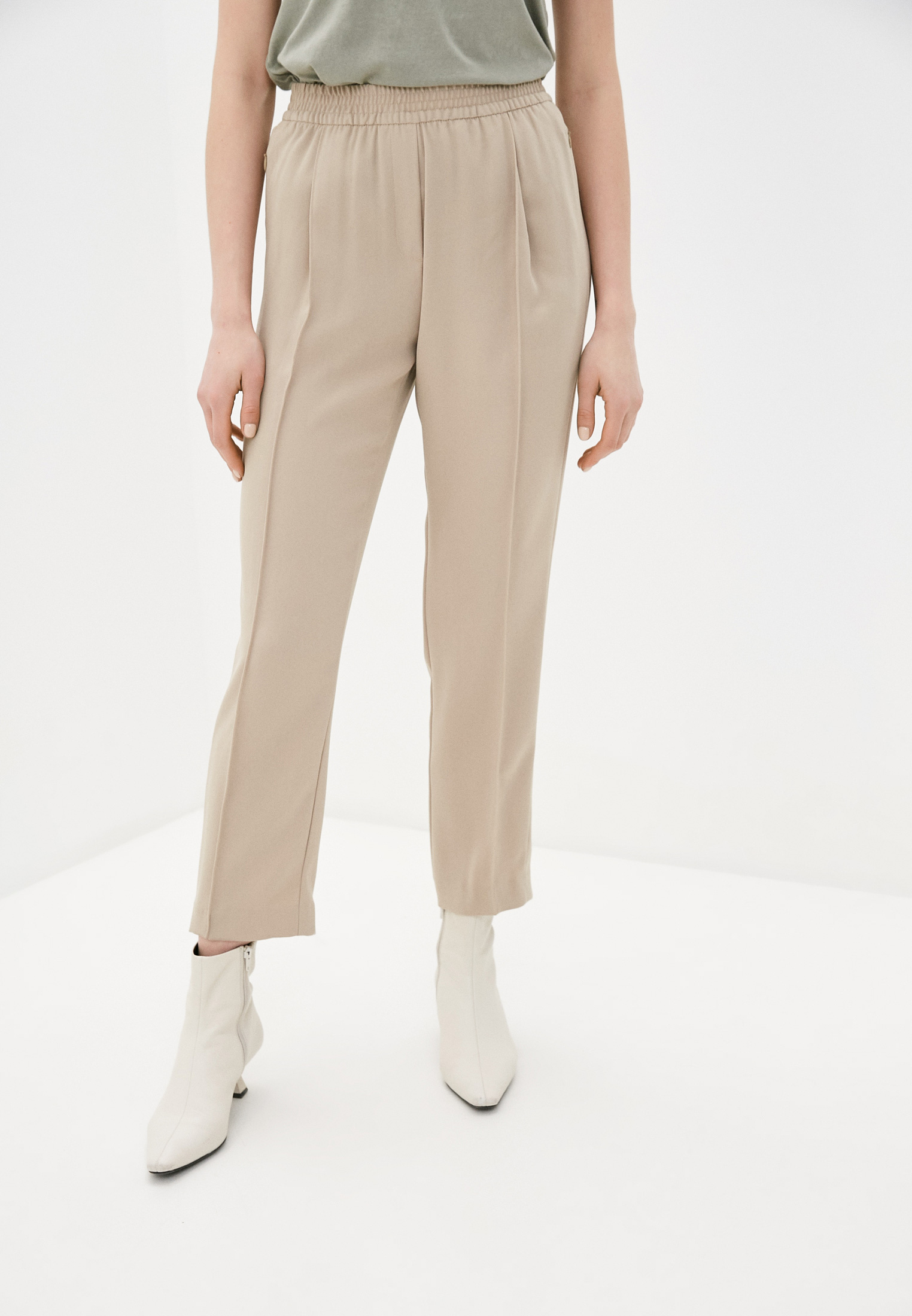 Женские зауженные брюки Marks & Spencer T594896NU
