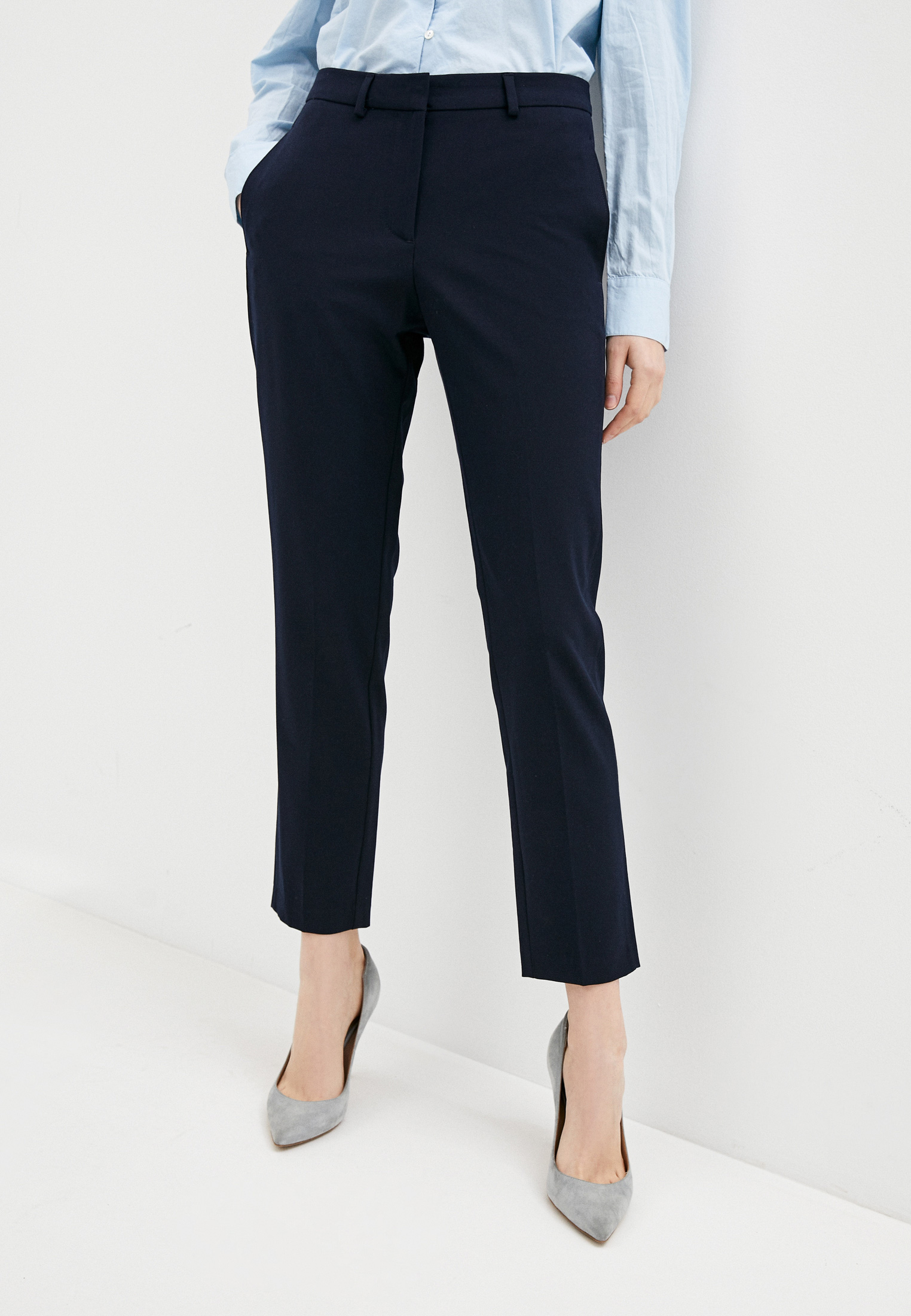 Женские прямые брюки Marks & Spencer Брюки Marks & Spencer