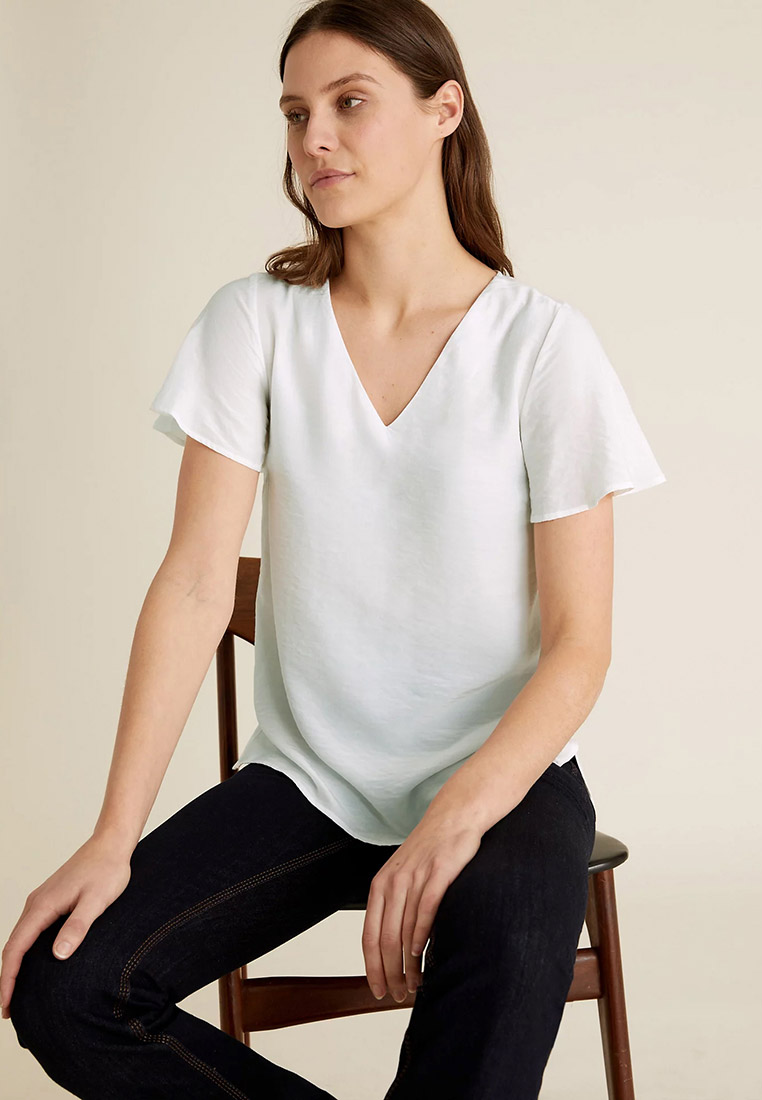 Блуза Marks & Spencer T432458SW