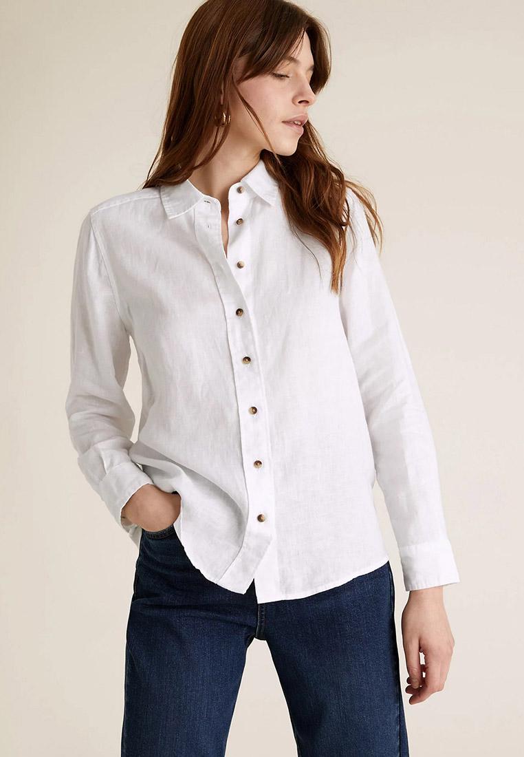 Женские рубашки с длинным рукавом Marks & Spencer T523595Z0