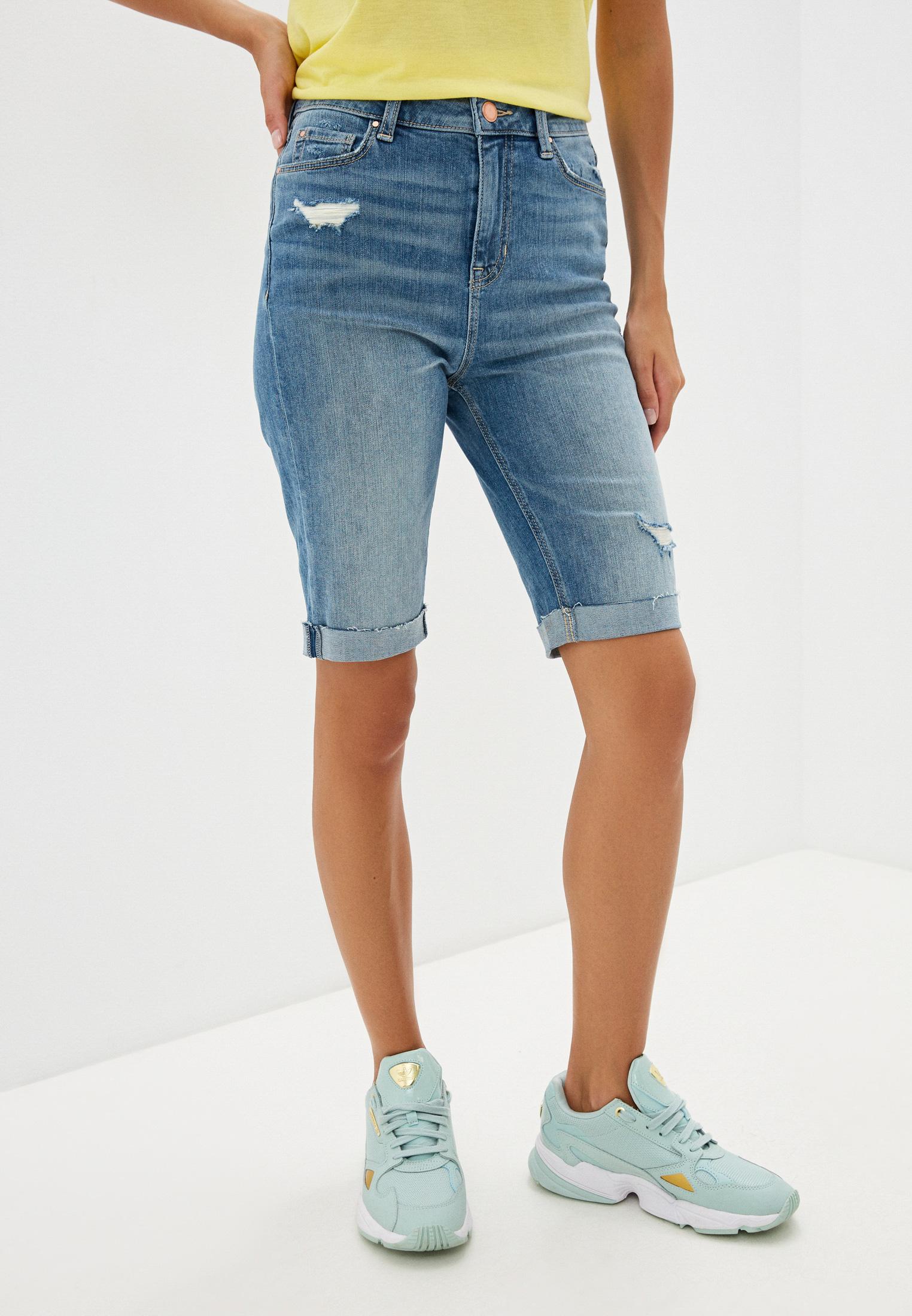 Женские джинсовые шорты Marks & Spencer Шорты джинсовые Marks & Spencer