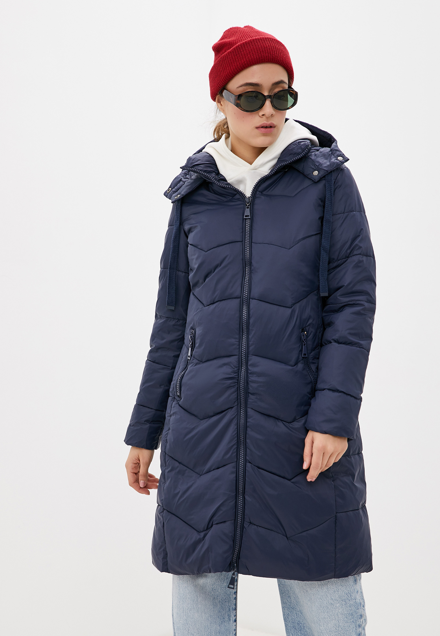 Утепленная куртка Macleria NR09-LC2958