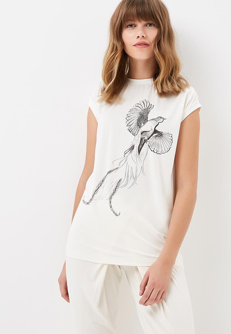 Домашняя футболка MaybeBlu MAYB036