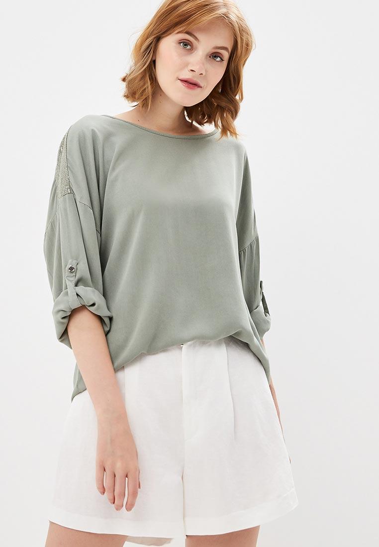 e1da1d6e952 Зеленые женские футболки - купить модную футболку в интернет магазине