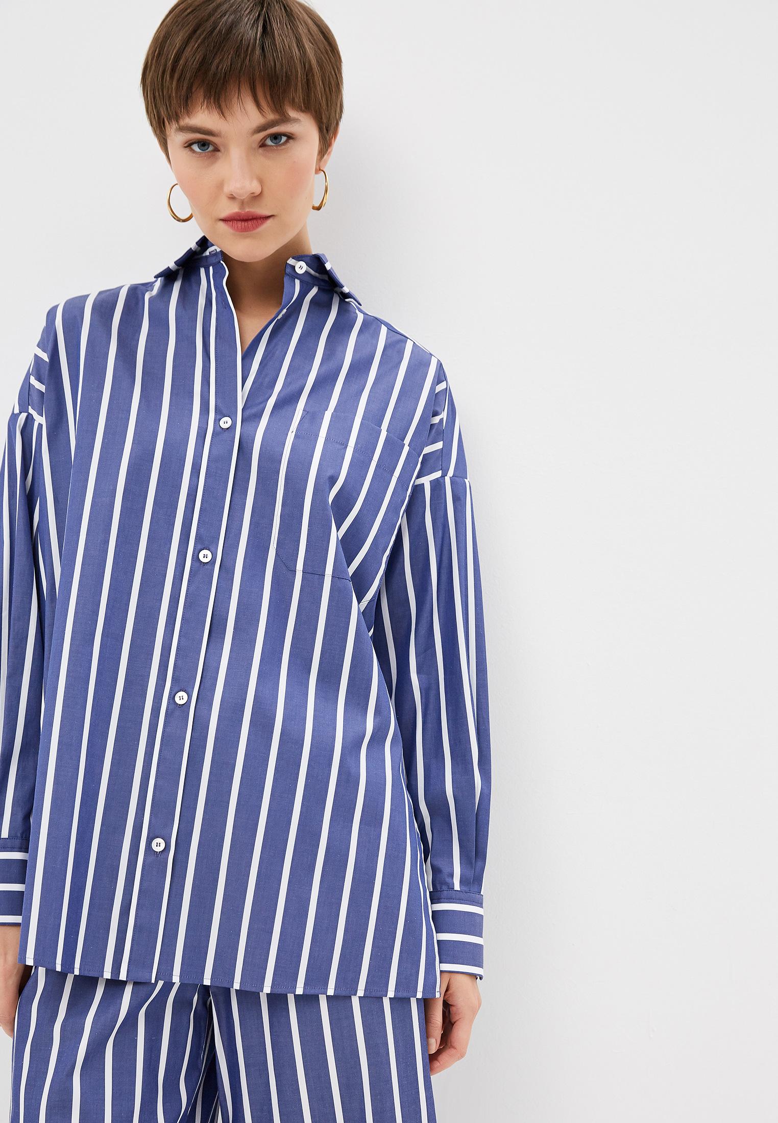 Женские рубашки с длинным рукавом Max Mara Leisure AGAR
