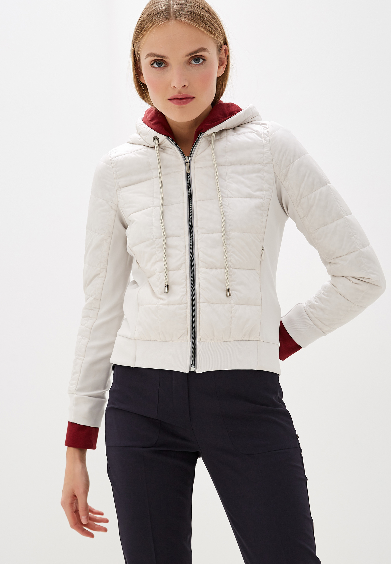 Утепленная куртка Max Mara Leisure DUERO