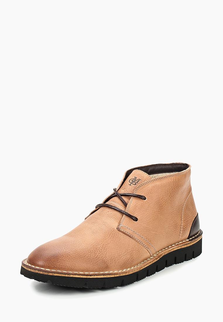 Мужские ботинки Marc O`Polo 80925046103100