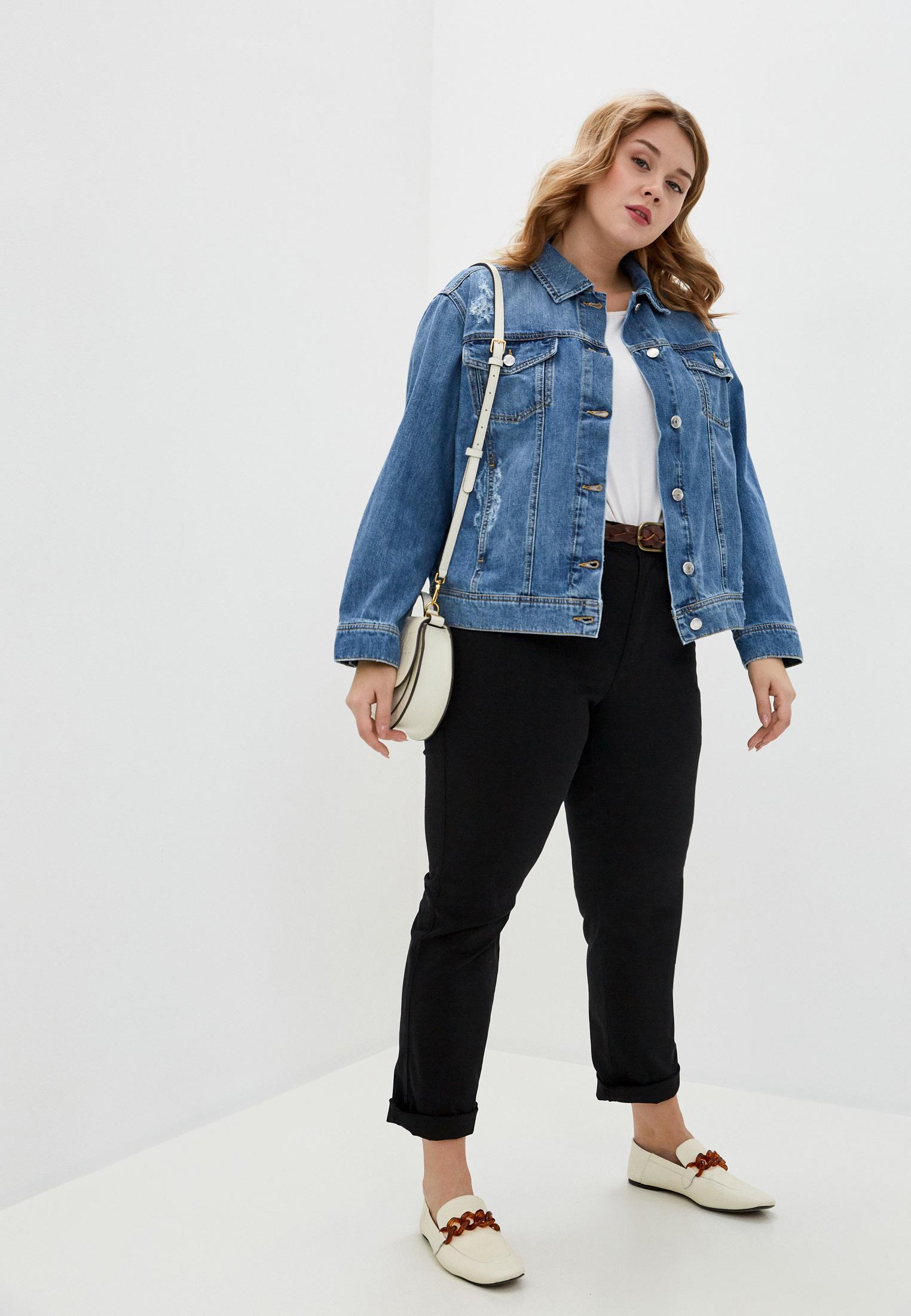 Джинсовая куртка Marina Rinaldi Sport 5043030: изображение 3