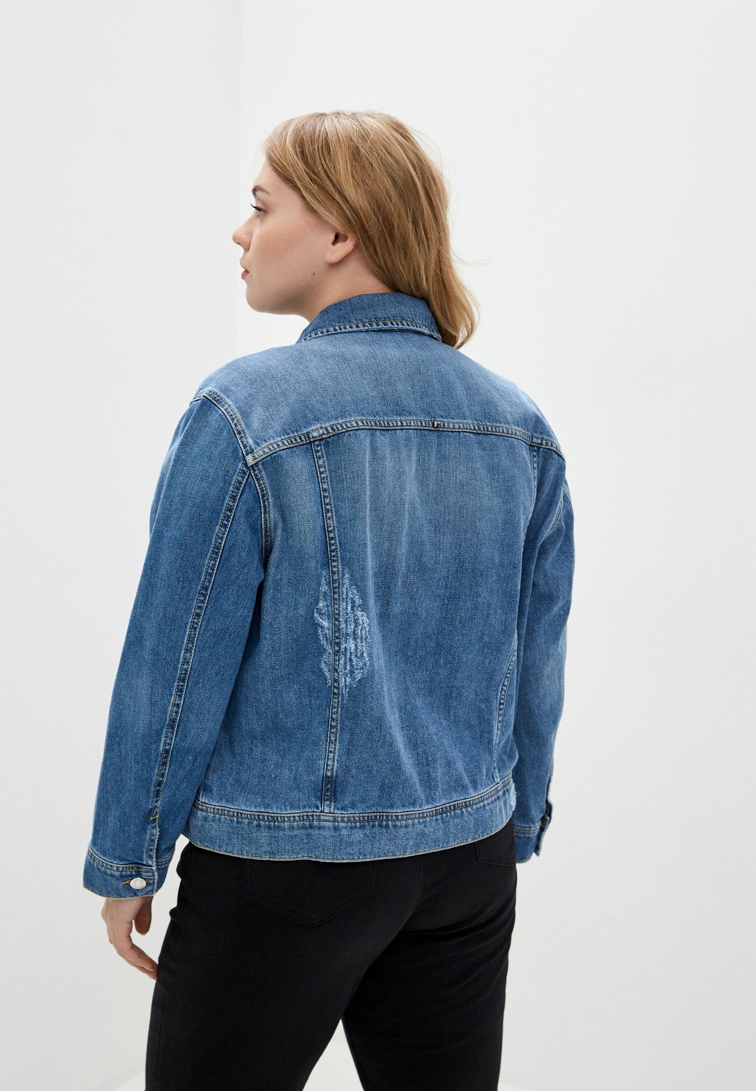 Джинсовая куртка Marina Rinaldi Sport 5043030: изображение 4