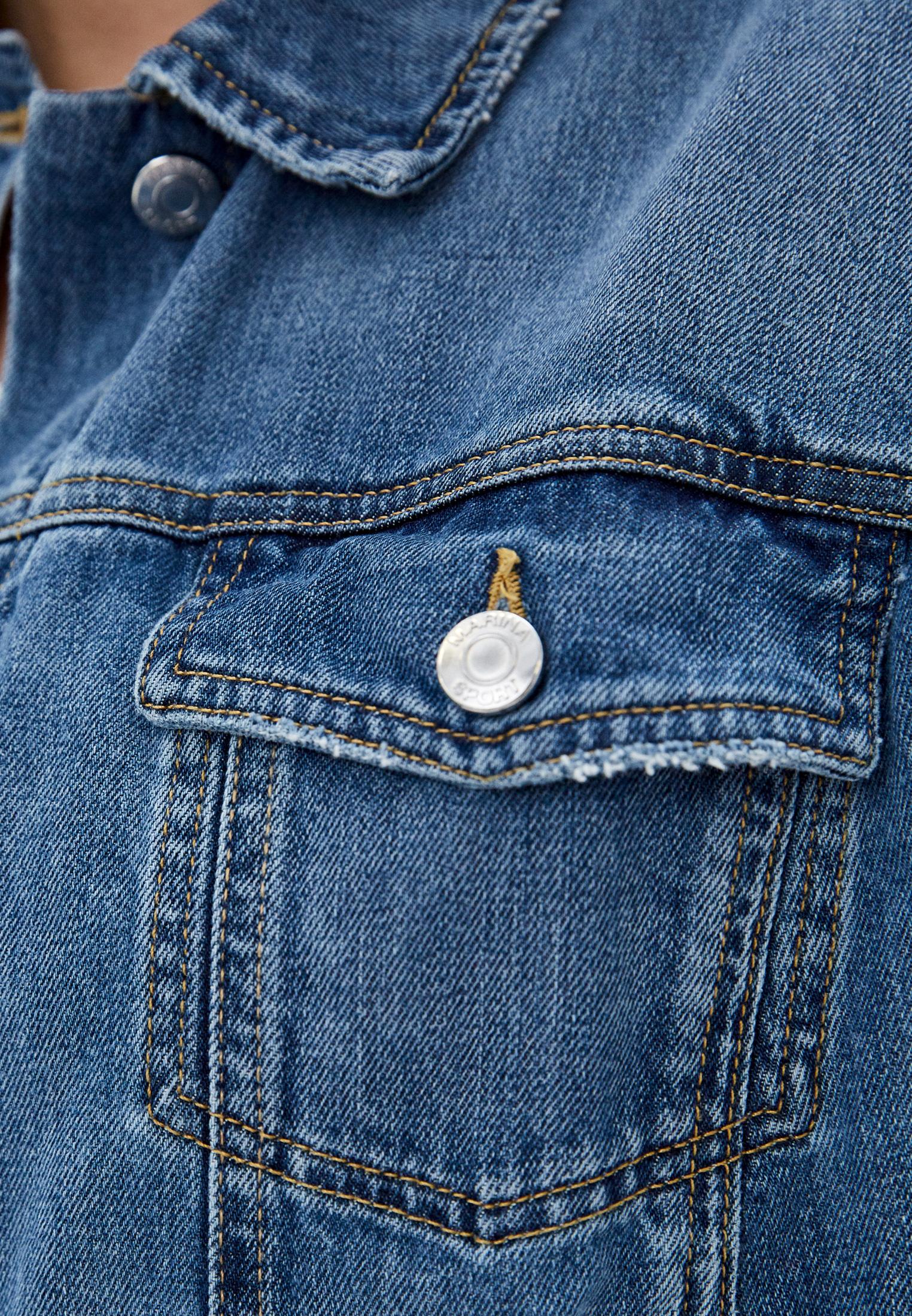 Джинсовая куртка Marina Rinaldi Sport 5043030: изображение 5