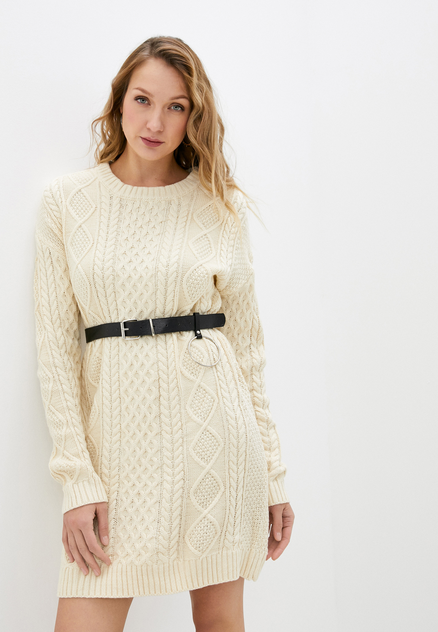 Вязаное платье Marselesa 2118-02