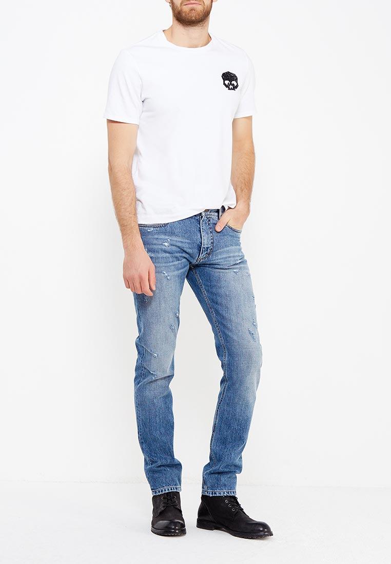 Зауженные джинсы Marc Jacobs s84la0108: изображение 2