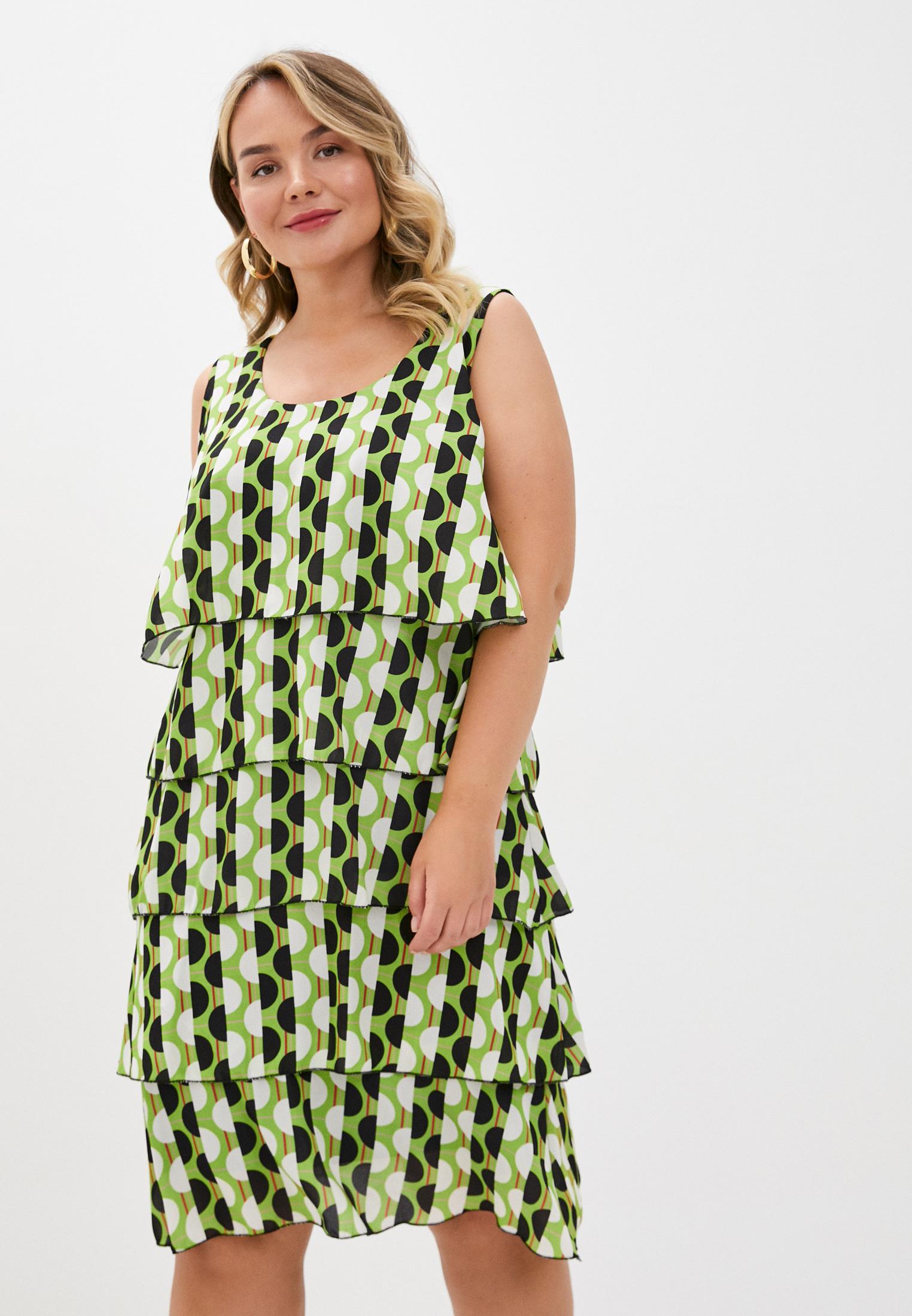 Повседневное платье Maqueda 10397