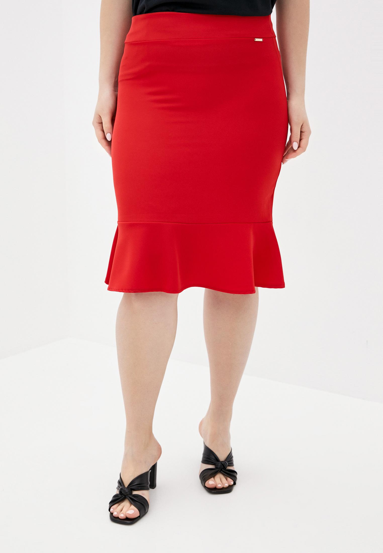 Прямая юбка Maqueda 10514