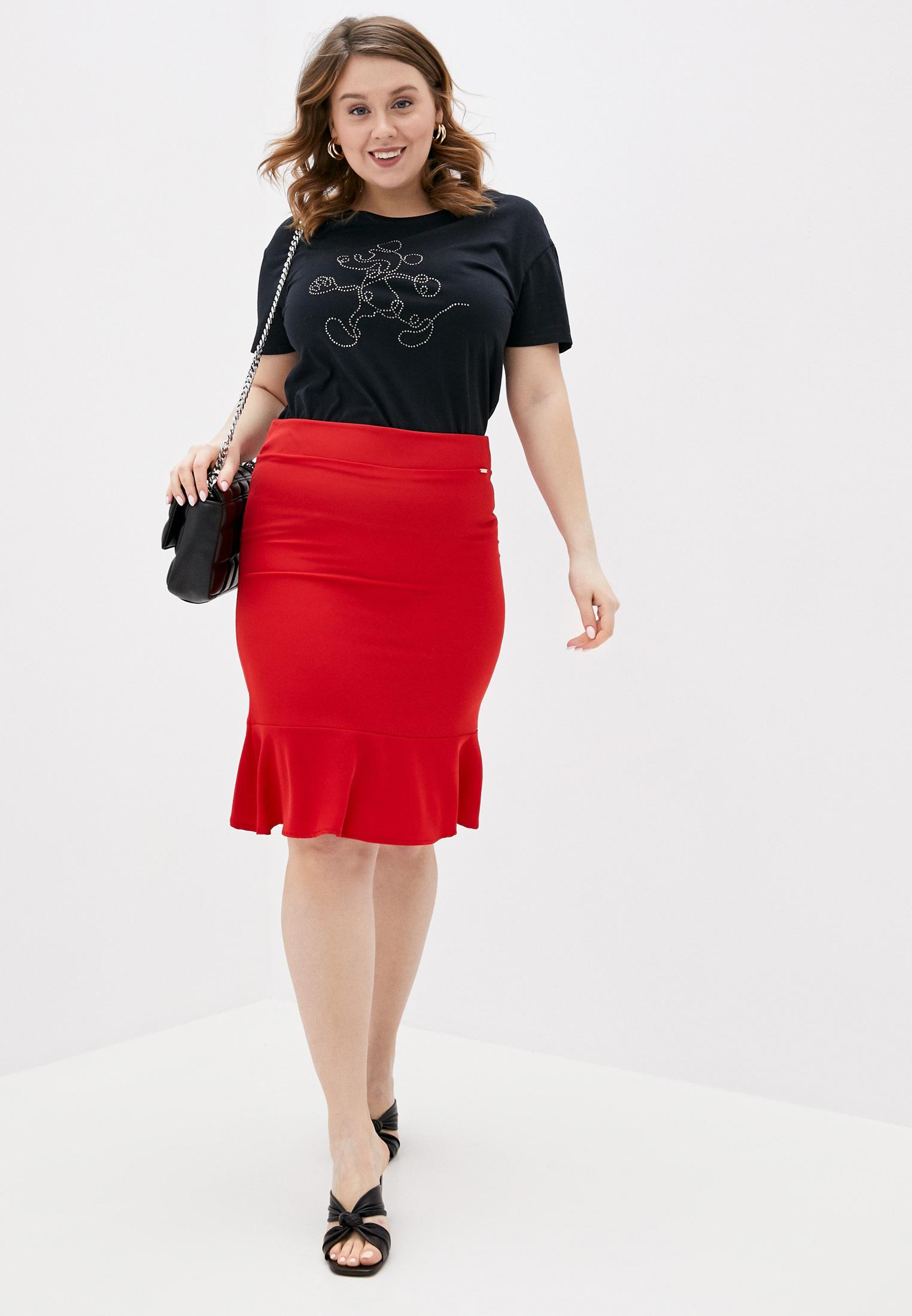 Прямая юбка Maqueda 10514: изображение 2