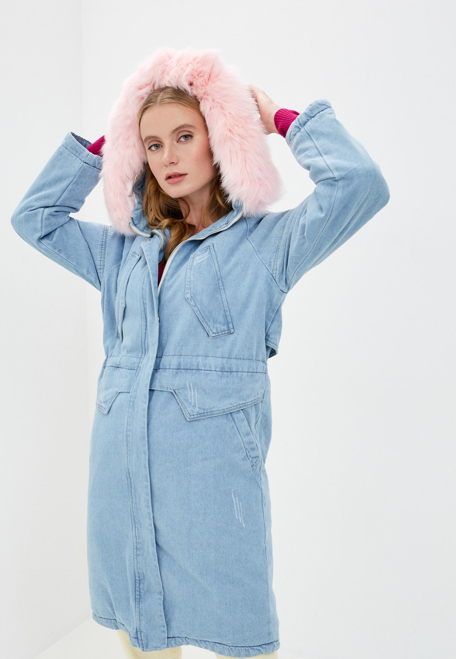 Джинсовая куртка Mallanee 1020