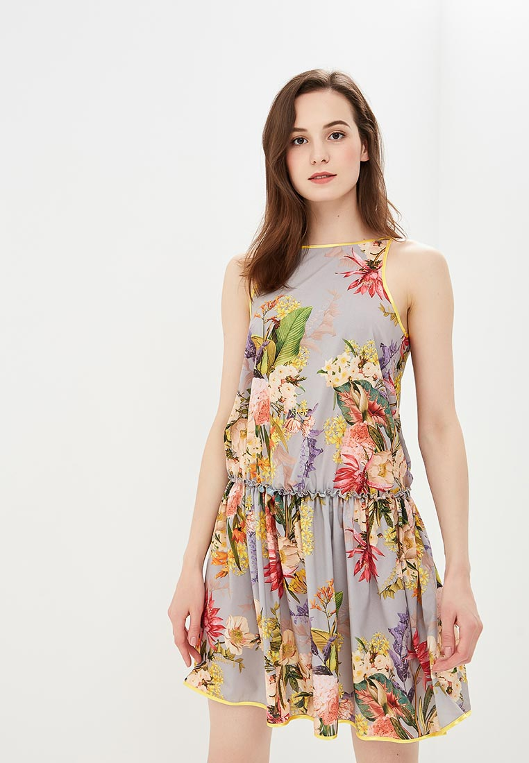 "Платье-мини MadaM T (Мадам Т) ПЛ3990/1624 ""Лазурь"""