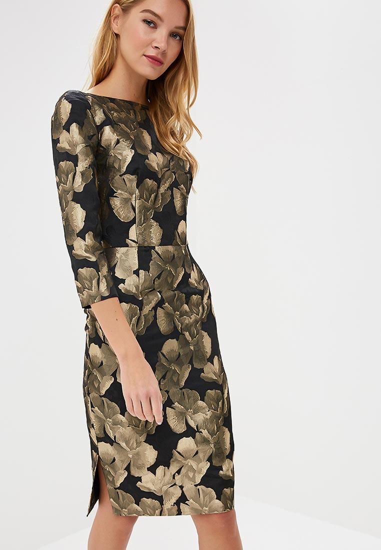 """Вечернее / коктейльное платье MadaM T (Мадам Т) ПО4262/0329 Платье жен. """"Муара"""""""