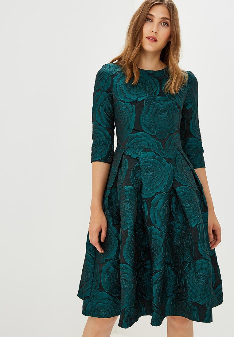 """Повседневное платье MadaM T (Мадам Т) ПО4269/1103 """"Уникера"""""""