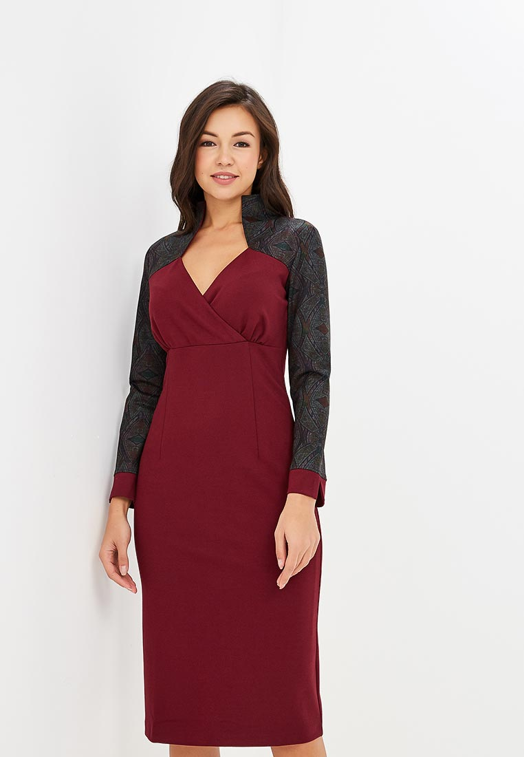 """Повседневное платье MadaM T (Мадам Т) ПО3708/0811 Платье жен. """"Маргарет"""""""