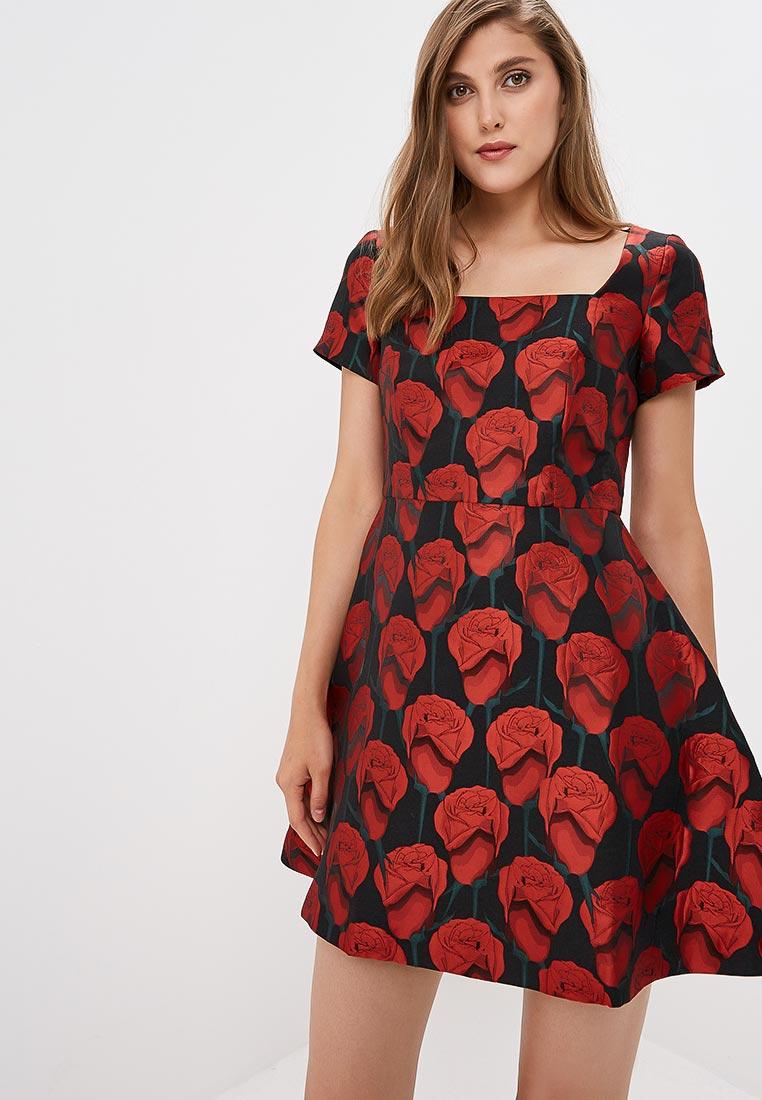 """Повседневное платье MadaM T (Мадам Т) ПО4135/0302 Платье жен. """"Агава"""""""