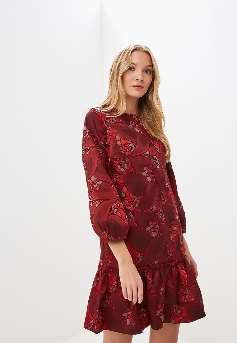 """Повседневное платье MadaM T (Мадам Т) ПО4270/0802 Платье жен. """"Фикера"""""""
