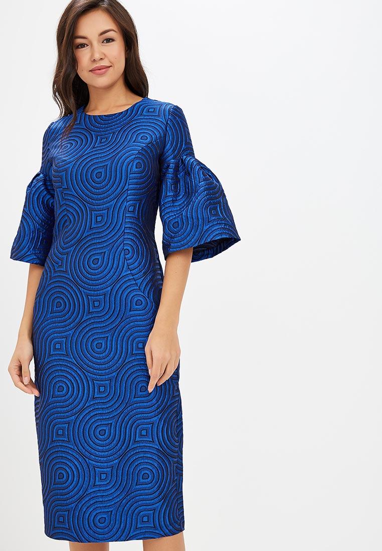 """Вечернее / коктейльное платье MadaM T (Мадам Т) ПО4271/53 Платье жен. """"Дега"""""""